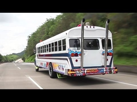 buses panama - TUNED Begins its Panamanian adventure with disaster, leaving us high and dry with nothing to film in a foreign country. Will we save the shoot? We search hi...