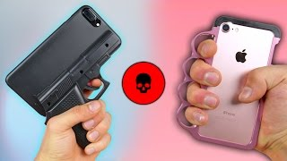Video 5 Most Dangerous iPhone Cases Ever! (Some Illegal) MP3, 3GP, MP4, WEBM, AVI, FLV Februari 2019