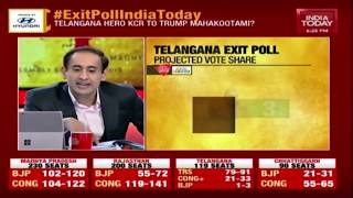 Video Telangana exit poll: TRS To Get 79-91 seats, Congress-TDP Alliance To Get 21-33 Seats MP3, 3GP, MP4, WEBM, AVI, FLV Desember 2018