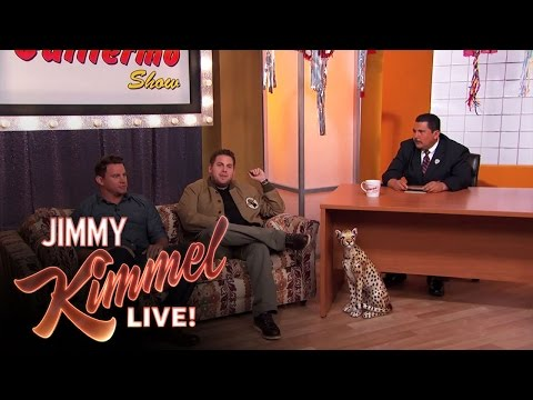 CHANNING TATUM - Guillermo hosts his own late night show with guests Jonah Hill and Channing Tatum. Jonah and Channing debut the red band trailer for their new film 22 Jump S...
