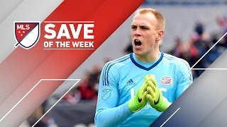 MLS Save of the Week | Vote for the Top Saves (Wk 8) by Major League Soccer