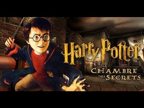harry potter et la chambre des secrets gamecube iso