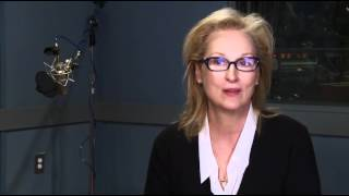 Meryl Streep Interview   To The Arctic 3d