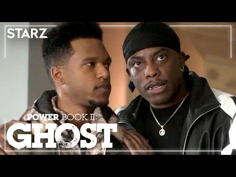 'Collecting' Ep. 3 Clip | Power Book II: Ghost | STARZ
