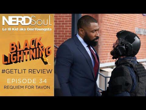 Black Lightning Reaction & Review Season 3 Episode 5: Requiem for Tavon | NERDSoul
