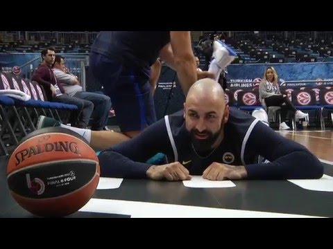 Pre-game Interview: Pero Antic, Fenerbahce Istanbul