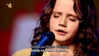 Video Amira Willighagen - O mio babbino caro Holland 2013 tłumaczenie polskie napisy tekst lyrics MP3, 3GP, MP4, WEBM, AVI, FLV Agustus 2018