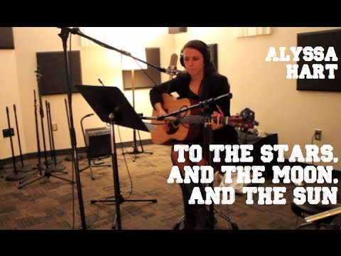 ALYSSA HART - My first original! My apologies that the audio doesn't match up exactly with the video. My camera ran out of space before we recorded the final track. Thanks...