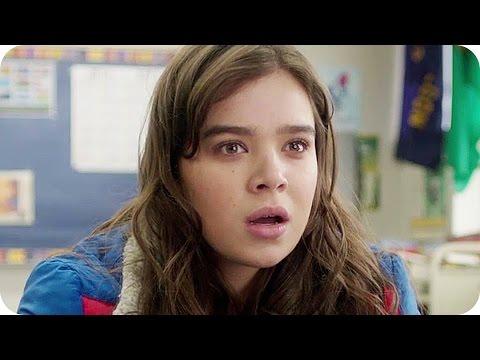 THE EDGE OF SEVENTEEN Trailer 2 (2016) Hailee Steinfeld, Woody Harrelson Comedy