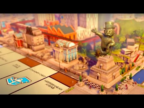 Monopoly for Nintendo Switch Official Launch Trailer