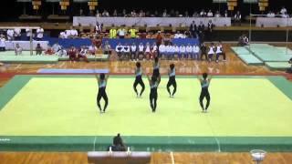 Japan Men's Rhythmic Gymnastics Team demo