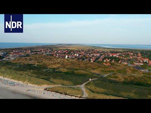 Kleine Insel, pures Glück - Langeoog! | die nordstory | NDR Doku