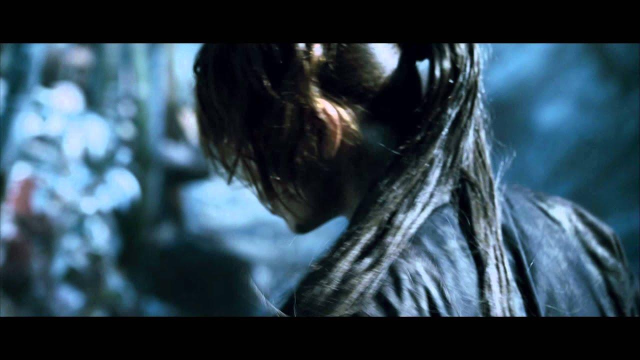ตัวอย่างที่สองของภาพยนตร์ซามูไรพเนจรภาคคนแสดง
