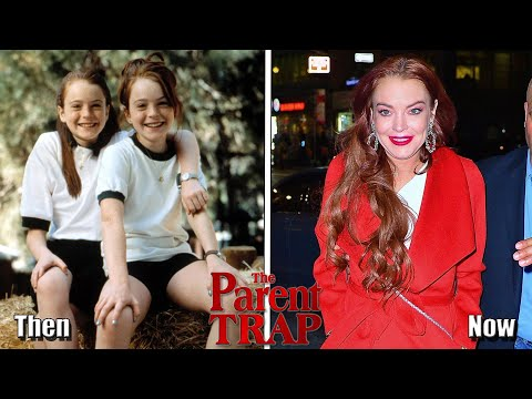 The Parent Trap (1998) Cast Then And Now ★ 2020 (Before And After)