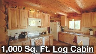 Learn more about this log cabin here http://meadowlarkloghomes.com/log-homesteads/black-forest Or give us a call ...