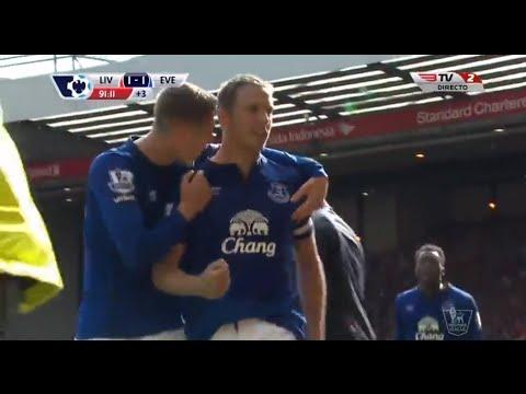 Sportsvibe Tries To Recreate Phil Jagielka's Goal Against Liverpool