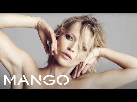 Kate Moss for Mango Winter 2012 Ad Campaign