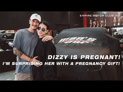 DIZZY IS PREGNANT! I'M SURPRISING HER WITH A PREGNANCY GIFT! | 我老婆懷孕了!!我要給她一個大驚喜!《EMC Vlog Vol.8》