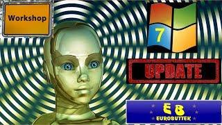 Video fir beim Windows 7 erëm updaten mache ze kënnen Link fir denFixprogramm: http://winfuture.de/UpdatePack#download Link vum Update-Pak ...