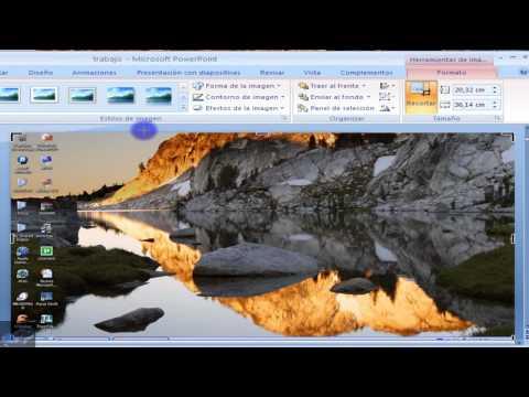 Video 1 de Microsoft PowerPoint 2010: Utilizar efectos en diapositivas