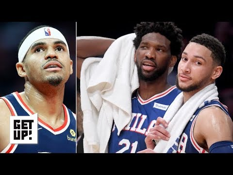 Video: 76ers trying to win the East after Tobias Harris blockbuster trade - Woj | Get Up!