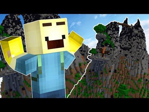 REDSTONE DOM V SOPKE?!! - Minecraft Custom Map