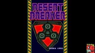 Desert Breaker [desertbr] (Arcade Emulated / M.A.M.E.) by ILLSeaBass