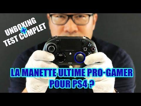 Nouvelle Manette PS4 : notre TEST COMPLET de la Nacon Revolution 2