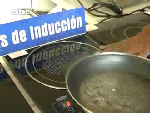 Cocinas de induccion explicacion por milciades gim nez silveira rama estudiantil del ieee de - Cocina de induccion ...