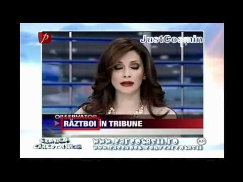 Cronica Carcotasilor 28.03.2012 (Balbe Televizate Part 1)