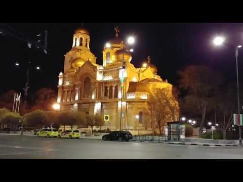 LG G6 1080p Night Sample Video