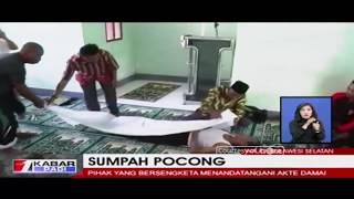 Video Sengketa Tanah Dengan Keluarga Sendiri, Seorang Warga Desa Lakukan Sumpah Pocong MP3, 3GP, MP4, WEBM, AVI, FLV Mei 2018
