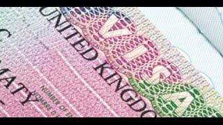 طلب فيزا إنجلترا من الجزائر ، الملف ، الموعد و الاستمارة