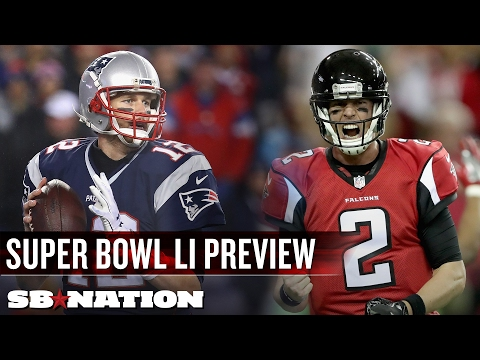 Video: Super Bowl 2017 preview: Can the Falcons Rise Up vs. Tom Brady and the Patriots? | Uffsides