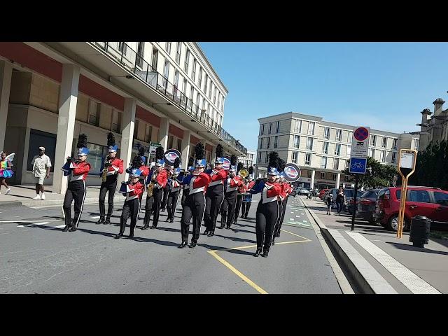 La Vaillante Corsiflor Le Havre 2018