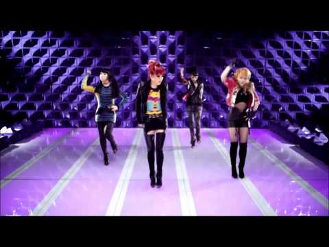 2NE1 - Stay Together MV [ HD ]