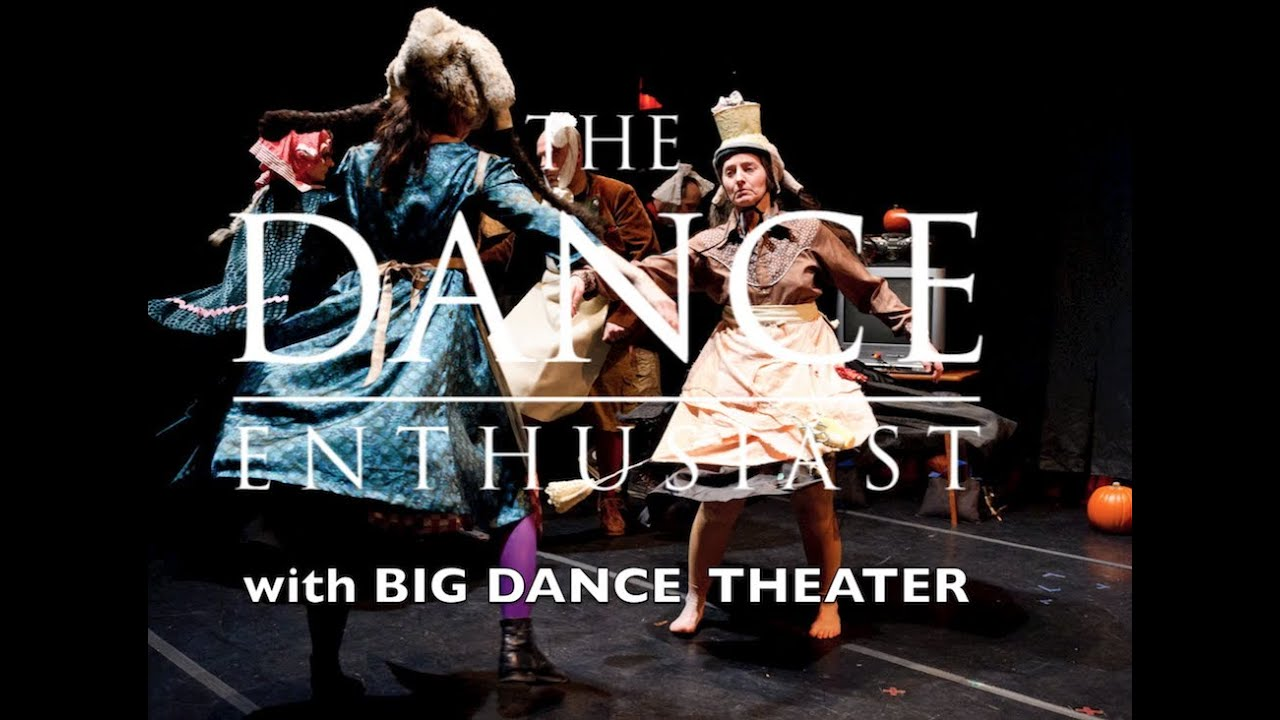 The Dance Enthusiast: Dance Up Close with Big Dance Theater - Ich, Kürbisgeist.