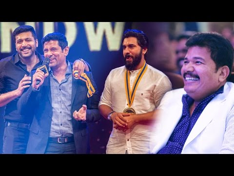 Behindwoods Gold Medals - Most respected Awards. Entertainment guaranteed! No songs! No dance!