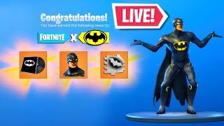 *NEW* FORTNITE BATMAN EVENT FREE RIGHT NOW! LIVE EVENT(Fortnite Battle Royale)