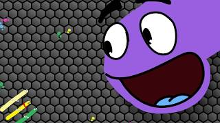 SLITHER.IO LOGIC 3 (Cartoon Animation)