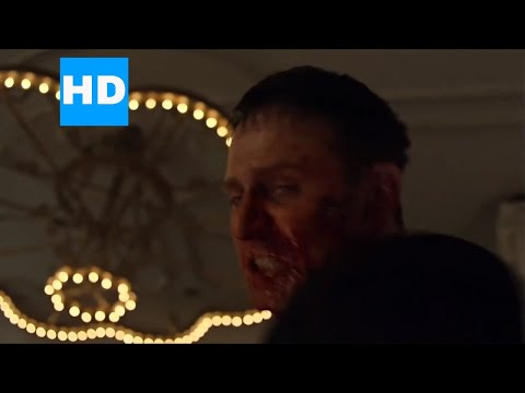 John Pilgrim's Brutal Fight Scene (2019) | Marvel's The Punisher Season 2x10 | Netflix HD