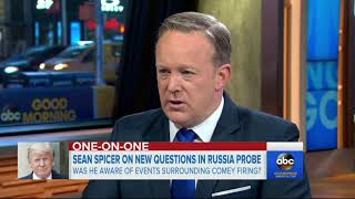Video Sean Spicer reacts to details in Trump tell-all MP3, 3GP, MP4, WEBM, AVI, FLV Januari 2018