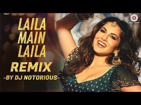 Laila Main Laila - Remix | Raees | Shah Rukh Khan