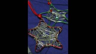 Wired Star Ornament - YouTube