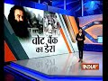 Congress slams Sakshi Maharajs statement in support of Dera Sach Sauda Chief after his conviction - Video