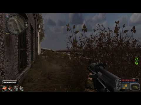 stalker call of pripyat pc test