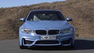 Yeni BMW M3 Sedan dış tasarım ve detaylar videosu // ototest.tv
