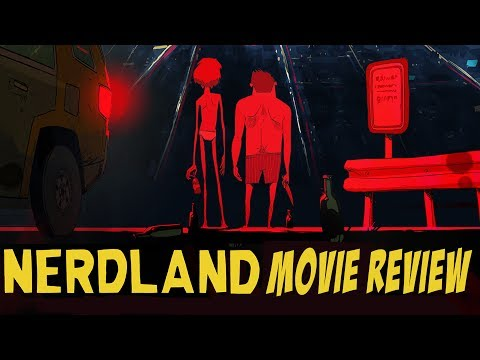 Nerdland (2016) Movie Review