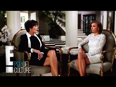 Kris Jenner Opens Up About Struggles With Bruce | E! Entertainment