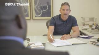 Subscribe and comment to qualify for a FREE coaching session with Grant Cardone. Grant Cardone meets with a couple who owns a digital ad agency to ...